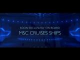 Шоу Цирка дю Солей – теперь для туристов MSC Cruises!