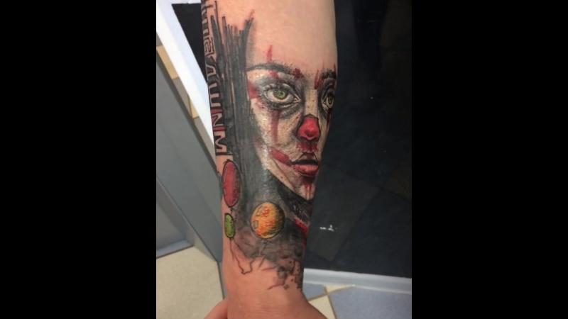 Tattoo_clown