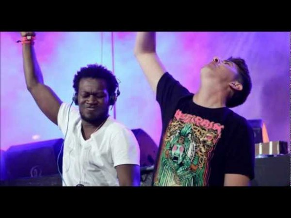 Skream and Benga Live at Ultra Music Festival Miami 24 3 12