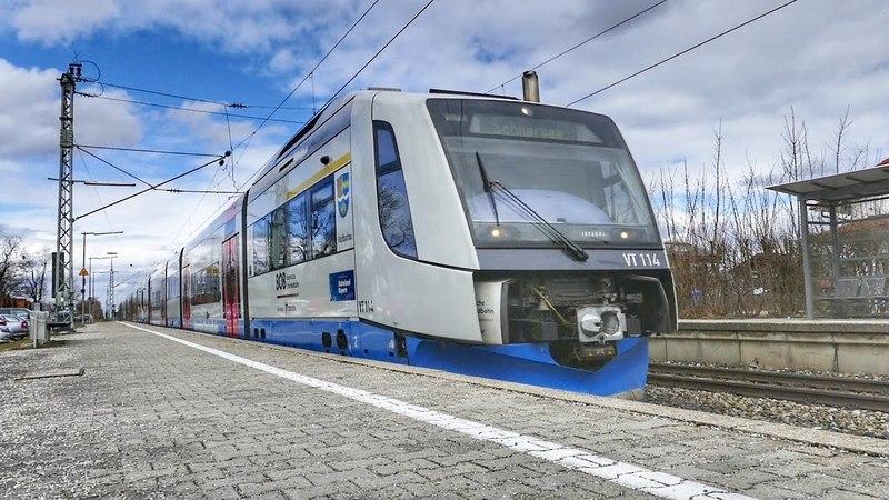 Otterfinger Bahnhof - Nur mal ein kleines zwischen durch Video weil........