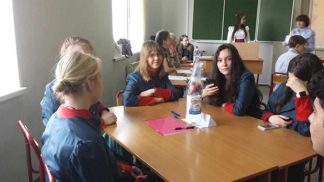 Школьники из Лианозова стали лучшими в городской лингвистической олимпиаде