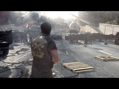 Dead Rising 3: Apocalypse Edition Gameplay - GTX 560 / Q6600 / 6GB RAM (PC HD)