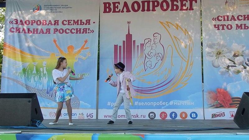 НАХОДКА Александра Ермолова. Дуэт Лиза Агрова и Михаил Васильев.
