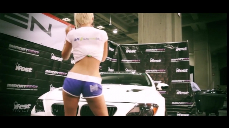 BMW 645i VOSSEN CV3 (Lisa Masse) (720p) (via Skyload)
