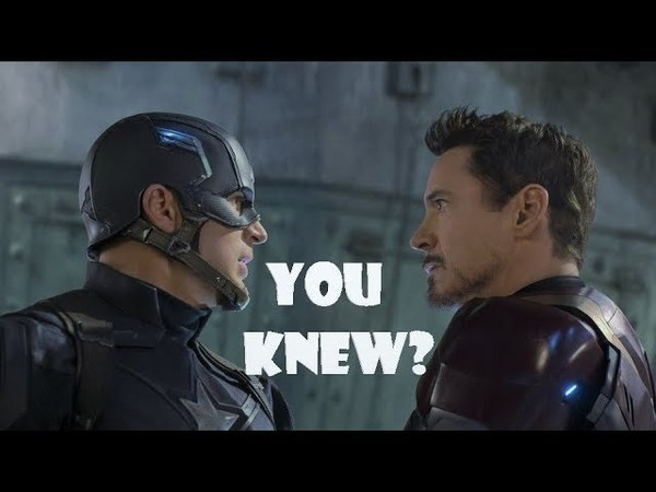 YOU KNEW ? || TONY STARK || LIVE LIKE LEGENDS