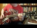 Gretsch Tennesse Rose 6119 with Highgain
