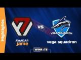 AVANGAR.jame vs Vega Squadron | 4K