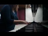 Imagine Dragons - Believer (piano cover by AnastaSia Shkarupina)