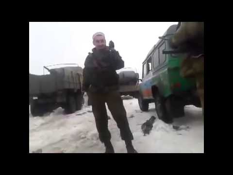 Российские вояки в 'ДНР' взорвали себя миной стреляя куда попало Донбасс Украина Ихтамнет