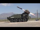 White Sands Missile Range - Stryker