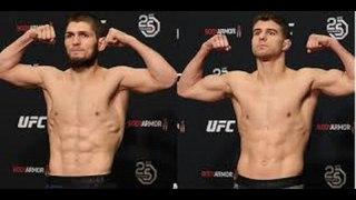 Прямая трансляция UFC 223. Бой Хабиба Нурмагомедова VS Эл Яквинты!Подпишись бро)