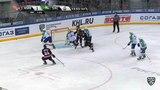 Моменты из матчей КХЛ сезона 1718 Удаление. Камалов Никита (Амур) наказан малым штрафом за подножку 17.10