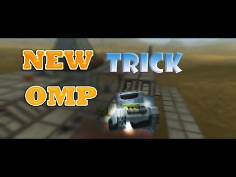 [MP] Tanki Online l New OMP Trick