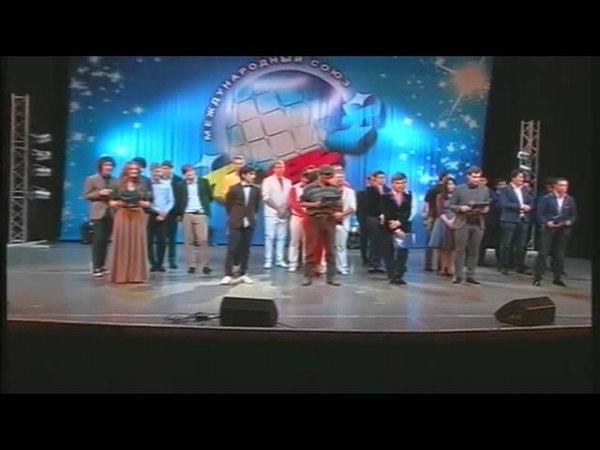 Биатлон финал Высшая Украинская Лига КВН 2013