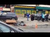 BMW насмерть сбил женщину вМоскве