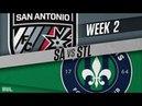 San Antonio FC vs Saint Louis FC March 24, 2018