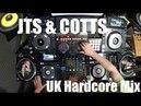 JTS DJ Cotts - Upfront UK Hardcore Mix