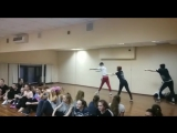 Nastya Malenkih choreo