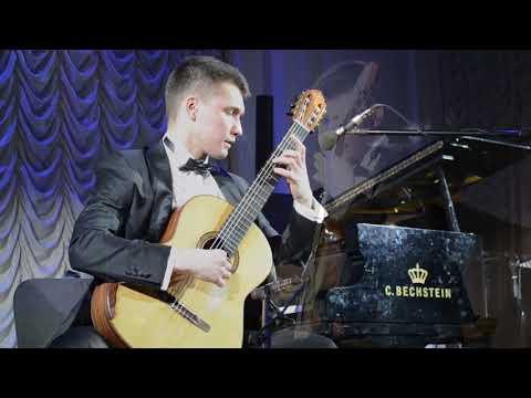 N. Koshkin - The Ballads Part II Moderato, performed by M. Kasheutov