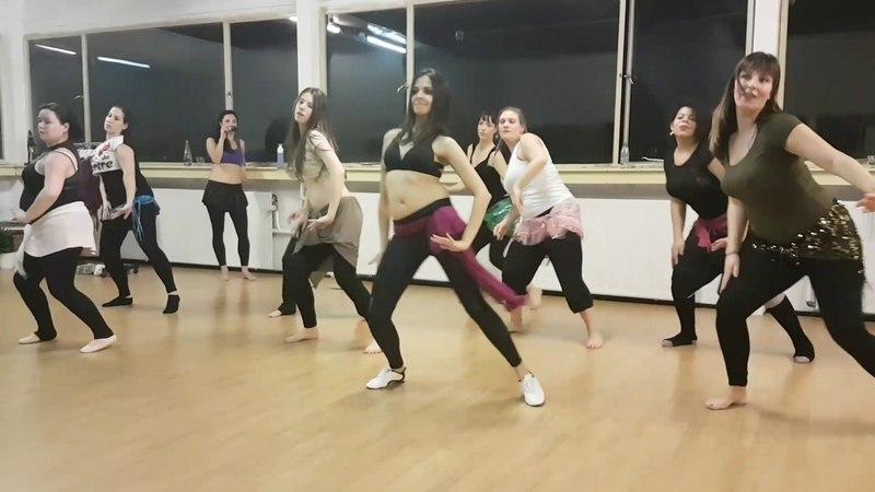 Elis Pinheiro - Modern Bellydance Choreography