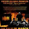 COYOTE RECORDS - BRUTAL DEATH GRIND LABEL