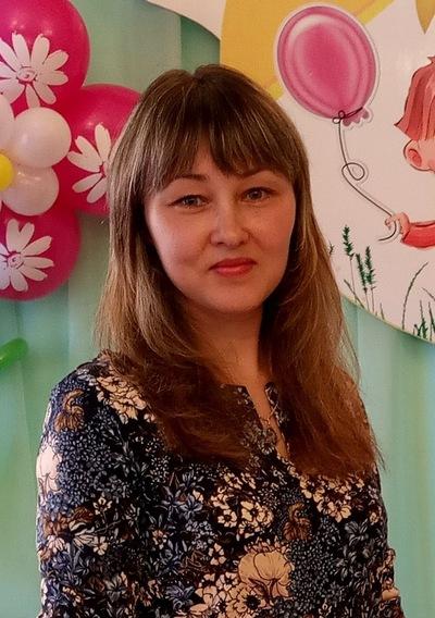 Маша Сабрекова