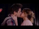 Виолетта и Леон поцелуй 3×20