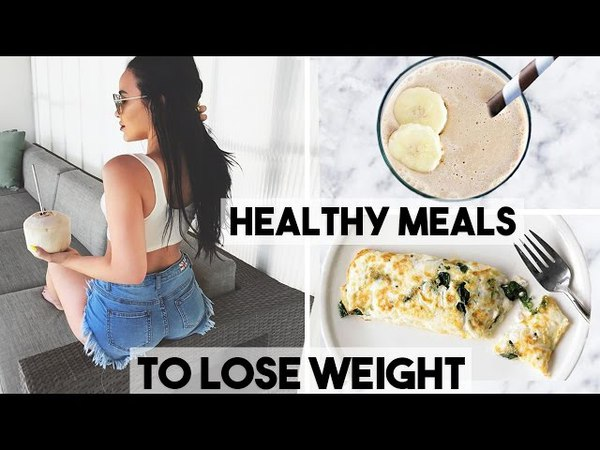 What I Eat In A Day | Quick Healthy Meal Options (Low Carb)