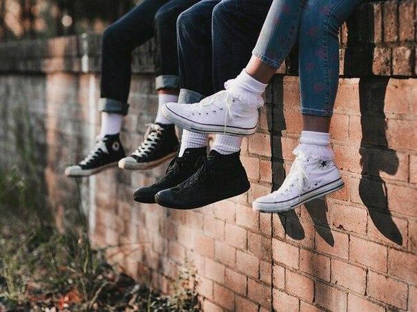 мы юны, а значит, нам можно всё.