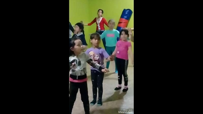 танцы с Норой Мажидовой👍😘💃💃💃