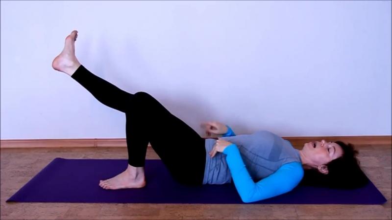 Упражнения для мышц тазового дна при опущении матки