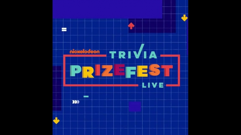 Want some cool Nickelodeon swag? Test your trivia on NickPrizeFest all this week at 5p/4c enter the sweepstakes for a chance