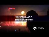 BURN Residency на Electric Castle!