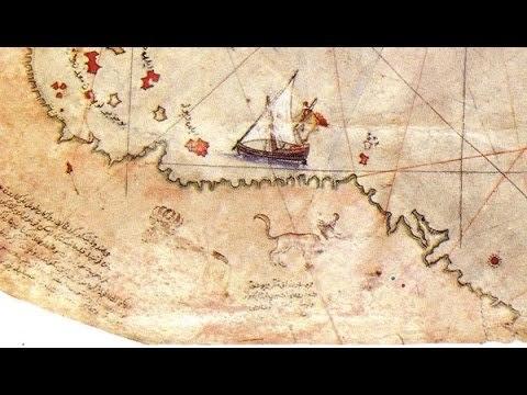 Тайна Карты Пири Рейса.Что Скрывает Полярный Лёд Антарктиды.