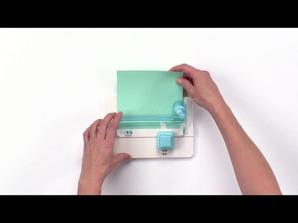 Tab Punch Board by We R Memory Keepers
