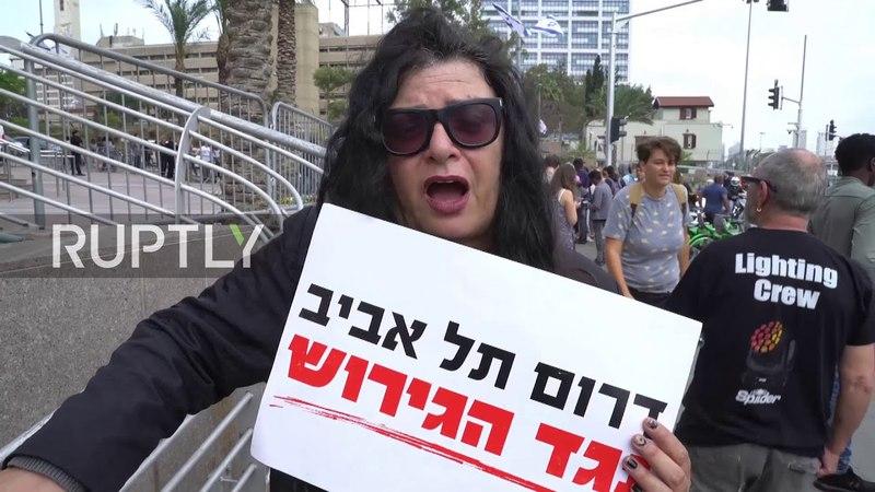 Israel Protesters slam Netanyahu's abandonment of UN migrant deal