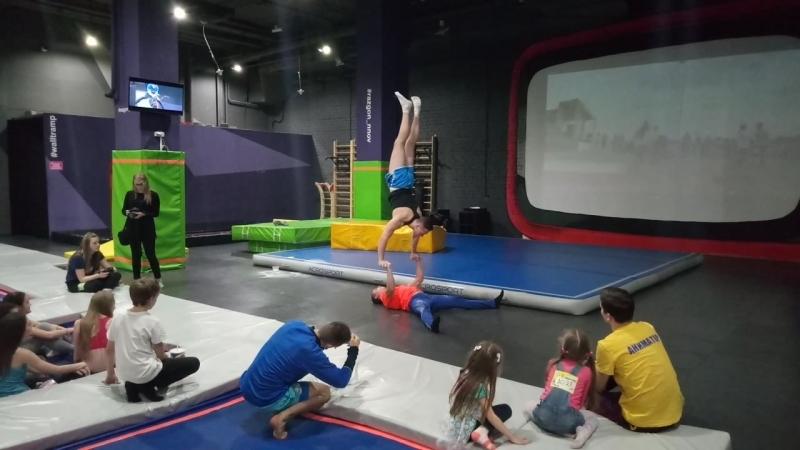 RAZGON nnov. Workout show