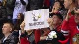 Моменты из матчей КХЛ сезона 1718 Гол. 21. Бородкин Артём (Трактор) добил после рикошета 28.10