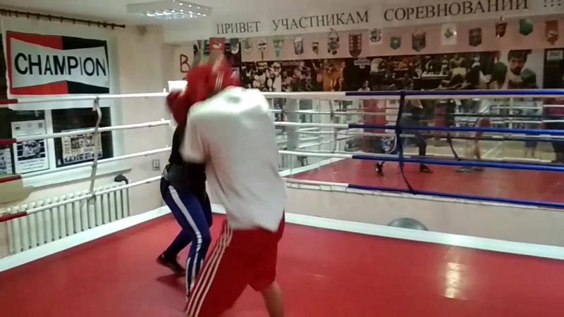 Тренировка (29.12.17г.)