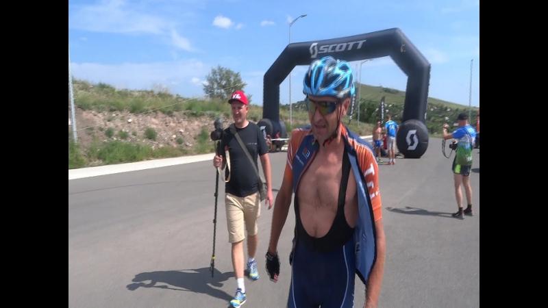 Siberman Ultra Triathlon