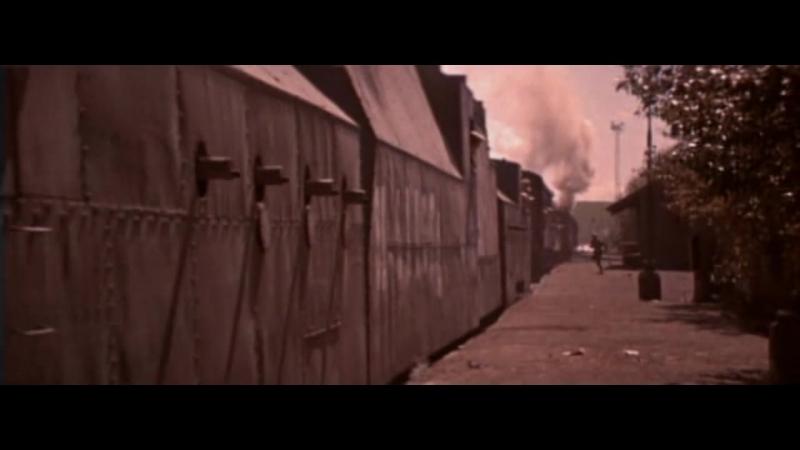 Даурия (1971). Нападение белых на станцию
