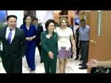 Доктор Ким (жена пастора Йонгги Чо) в России!