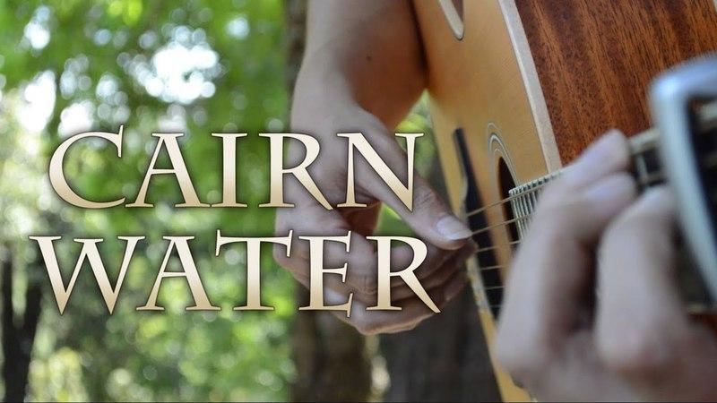 Cairn Water Celtic Fingerstyle Guitar Larrivee OM