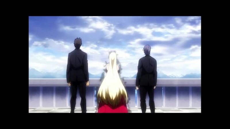 Разрушенный мир: песнь проклятия для святого мечника I AMV I DressCode anime