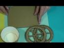 Подарок своими руками ВЕЛОСИПЕД декоративный мастер класс