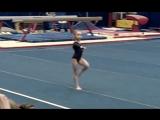 гимнастика РИТА НЕКРАСОВА (8лет)