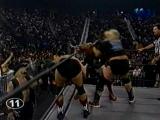Титаны реслинга на ТНТ и СТС WCW Nitro (August 23, 1999)