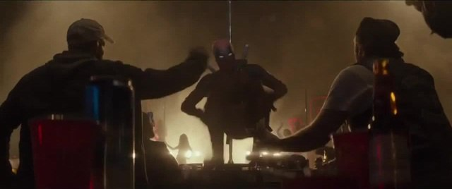 Deadpool на лабутенах нах ...