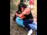 2 girls meet for a fight - pretty good action - YouTube