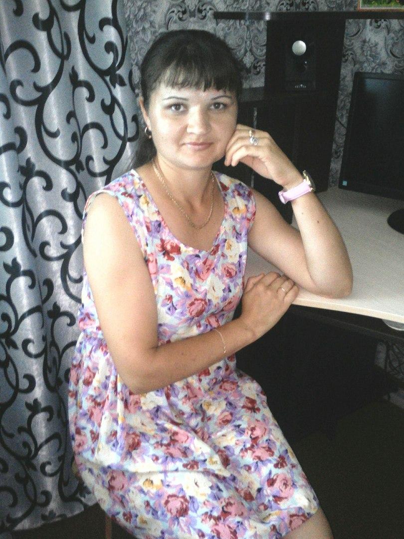 Olya Bykova - photo №1